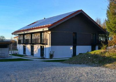 "iQ3-Cellulose Dämmung für das Apart-Hotel: ""Leo-Apartments"""